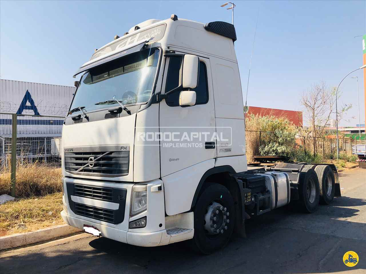 CAMINHAO VOLVO VOLVO FH 420 Cavalo Mecânico Truck 6x2 RODOCAPITAL - TRUCKVAN BRASILIA DISTRITO FEDERAL DF