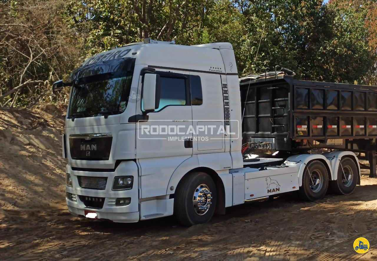 CAMINHAO MAN TGX 29 440 Cavalo Mecânico Traçado 6x4 RODOCAPITAL - TRUCKVAN BRASILIA DISTRITO FEDERAL DF