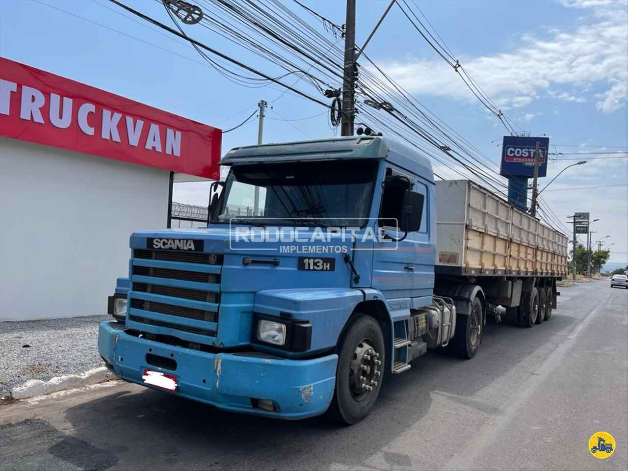 CAMINHAO SCANIA SCANIA 113 360 Cavalo Mecânico Truck 6x2 RODOCAPITAL - TRUCKVAN BRASILIA DISTRITO FEDERAL DF