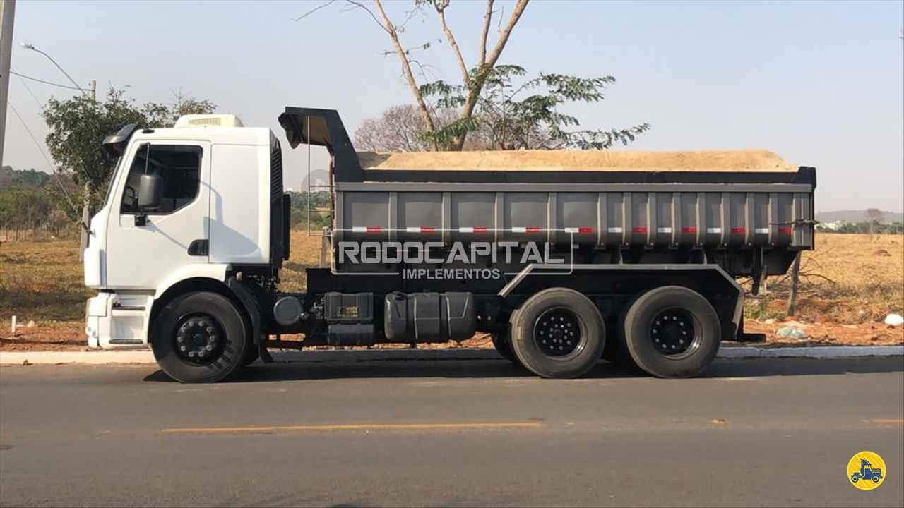 CAMINHAO VOLVO VOLVO VM 310 Caçamba Basculante Truck 6x2 RODOCAPITAL - TRUCKVAN BRASILIA DISTRITO FEDERAL DF