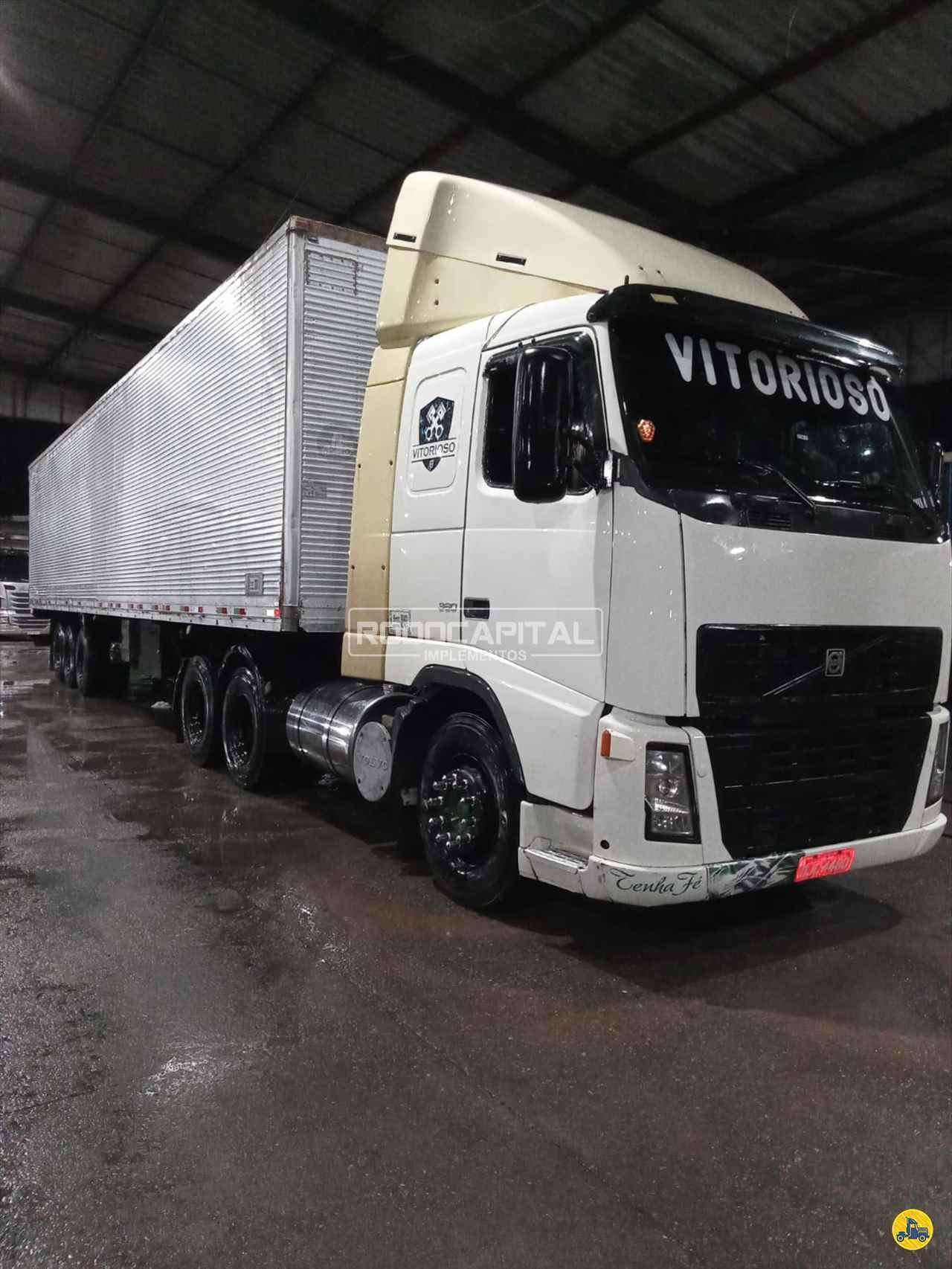 CAMINHAO VOLVO VOLVO FH12 380 Baú Furgão Truck 6x2 RODOCAPITAL - TRUCKVAN BRASILIA DISTRITO FEDERAL DF