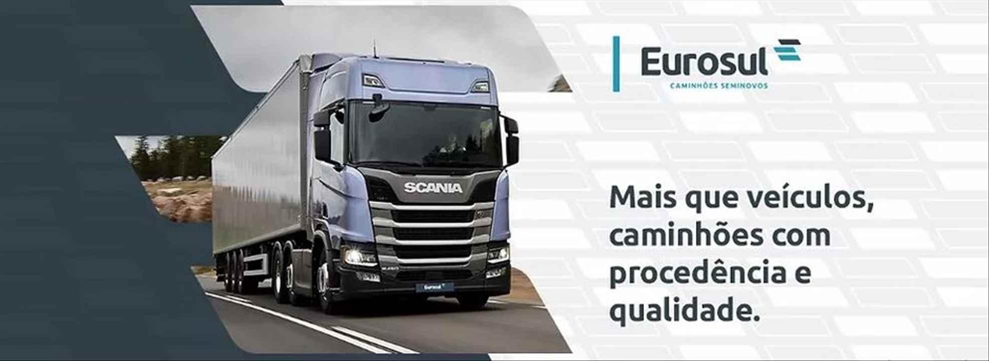 Foto da Loja da Eurosul Caminhões Seminovos