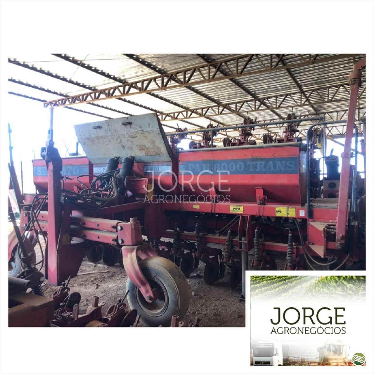 PLANTADEIRA SEMEATO PAR TRANS 6000 Jorge Agronegócios NOVA PONTE MINAS GERAIS MG