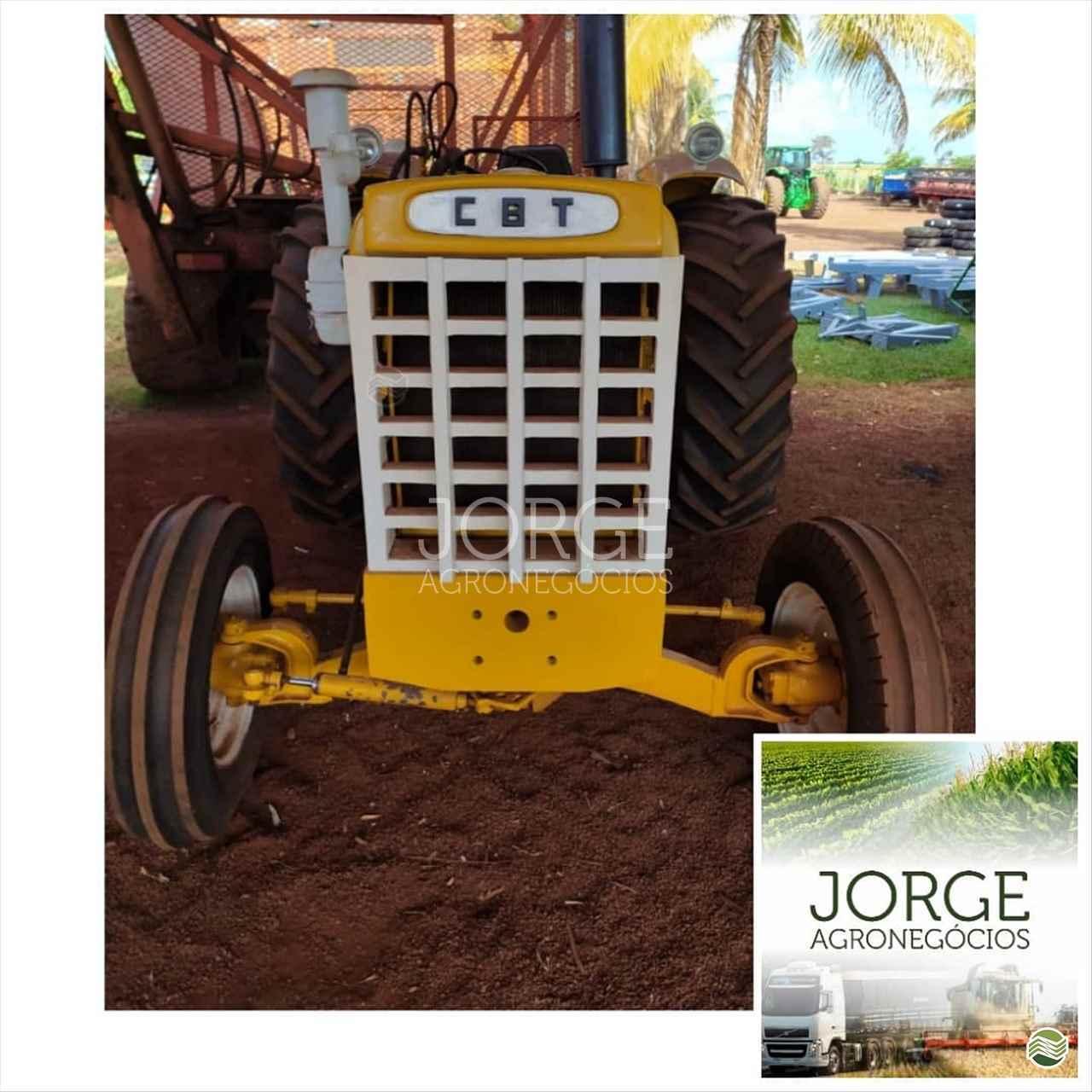 TRATOR CBT CBT 1090 Tração 4x2 Jorge Agronegócios NOVA PONTE MINAS GERAIS MG