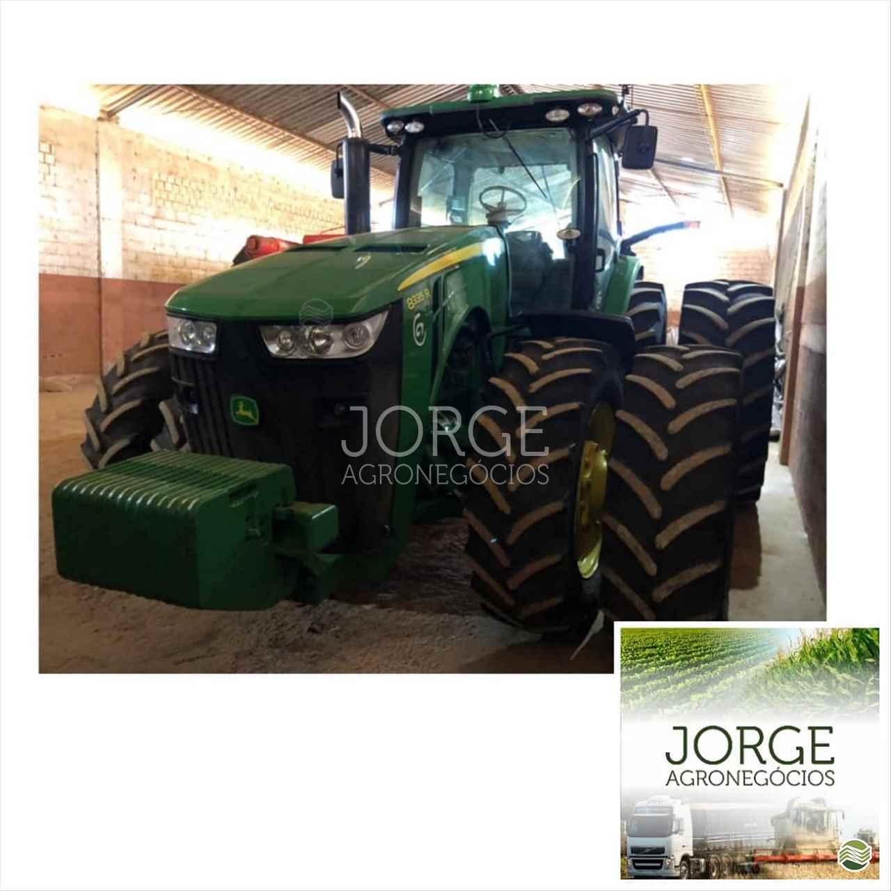 TRATOR JOHN DEERE JOHN DEERE 8335 Tração 4x4 Jorge Agronegócios NOVA PONTE MINAS GERAIS MG