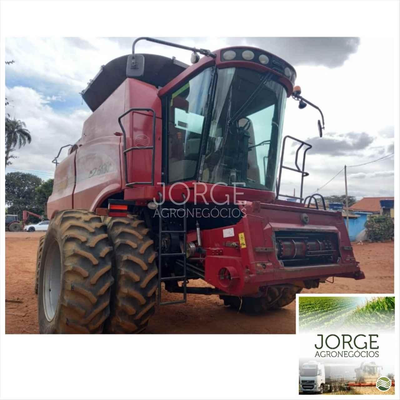 COLHEITADEIRA CASE CASE 5130 Jorge Agronegócios NOVA PONTE MINAS GERAIS MG