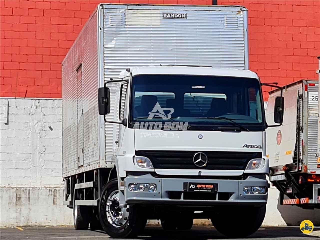 CAMINHAO MERCEDES-BENZ MB 1718 Chassis Toco 4x2 Autobom Trucks CONTAGEM MINAS GERAIS MG