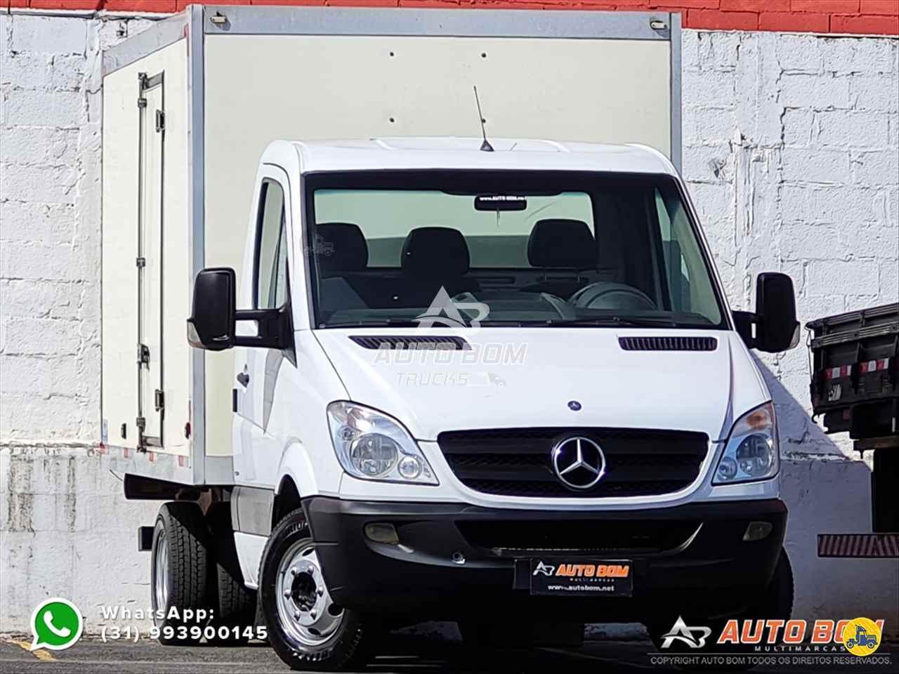 UTILITARIOS MERCEDES-BENZ Sprinter Pick UP 515 Autobom Trucks CONTAGEM MINAS GERAIS MG