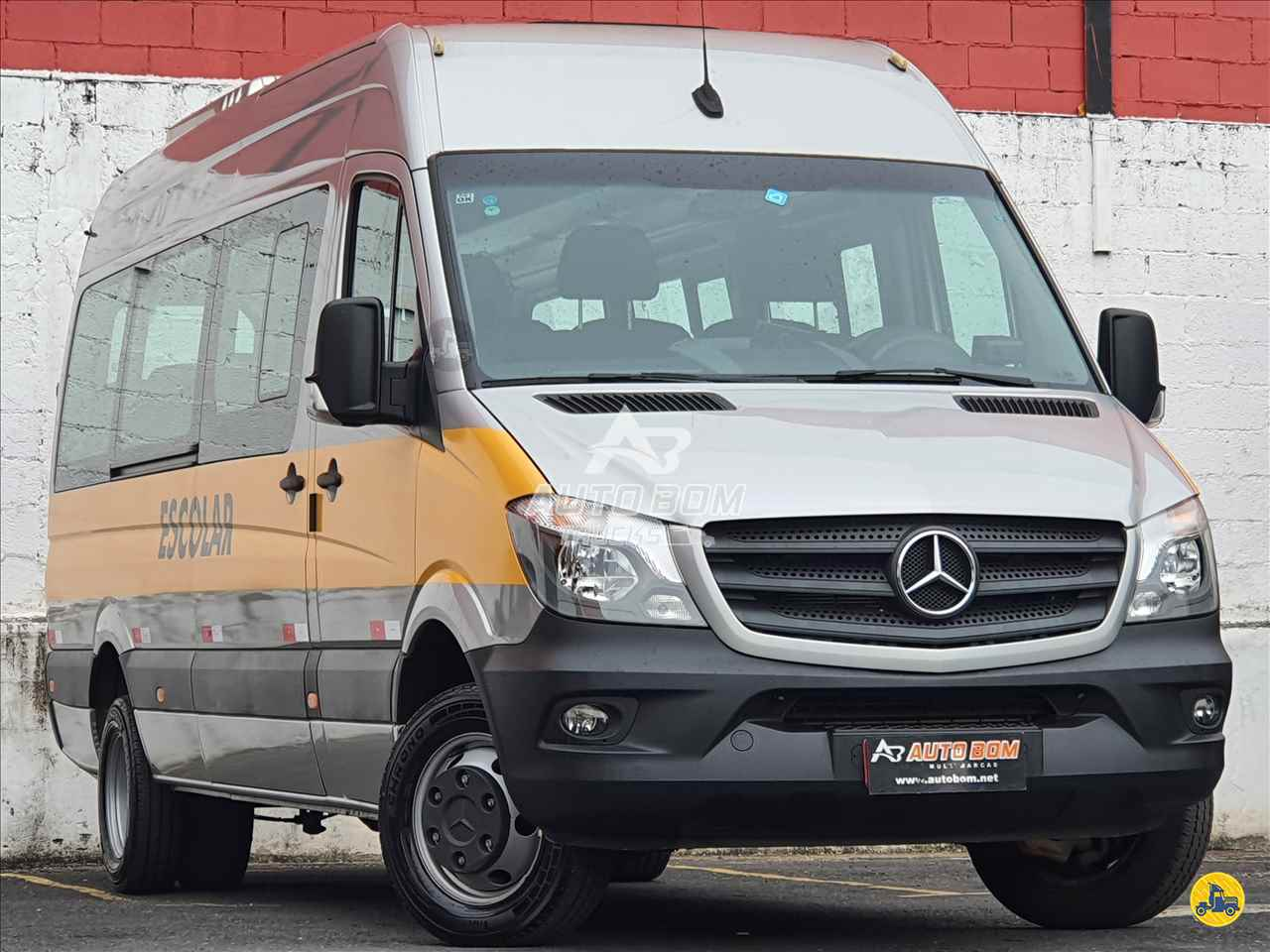 VANS MERCEDES-BENZ Sprinter VAN 515 Autobom Trucks CONTAGEM MINAS GERAIS MG