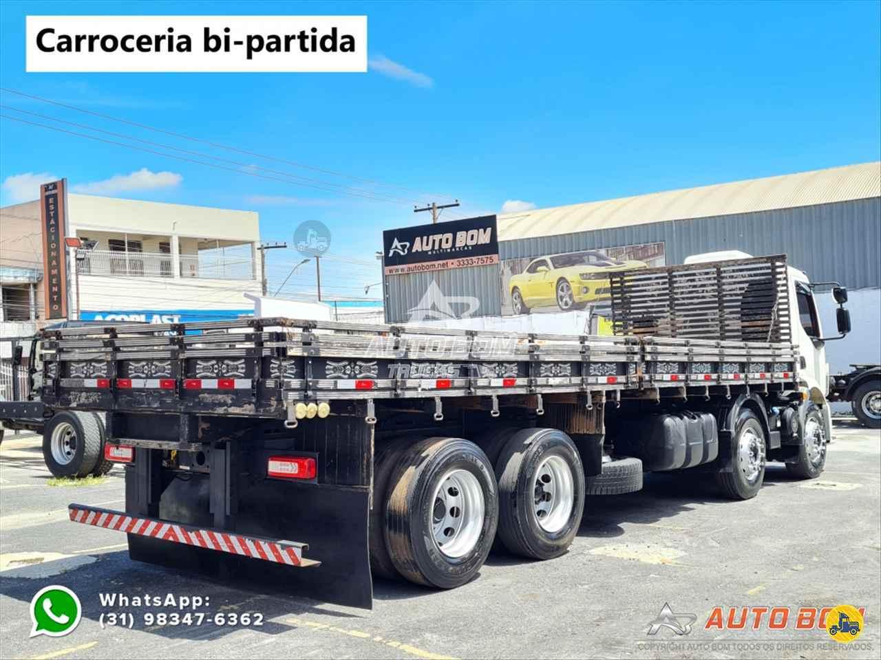 CARROCERIA SOBRE CHASSI  TRUCK CARGA SECA Autobom Trucks CONTAGEM MINAS GERAIS MG