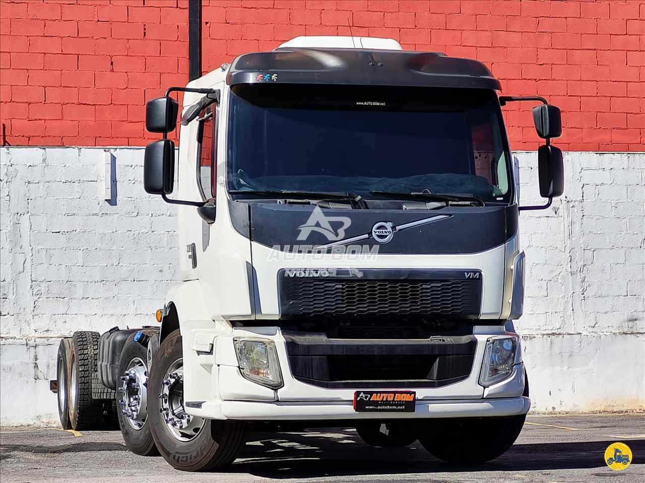 CAMINHAO VOLVO VOLVO VM 330 Chassis BiTruck 8x2 Autobom Trucks CONTAGEM MINAS GERAIS MG