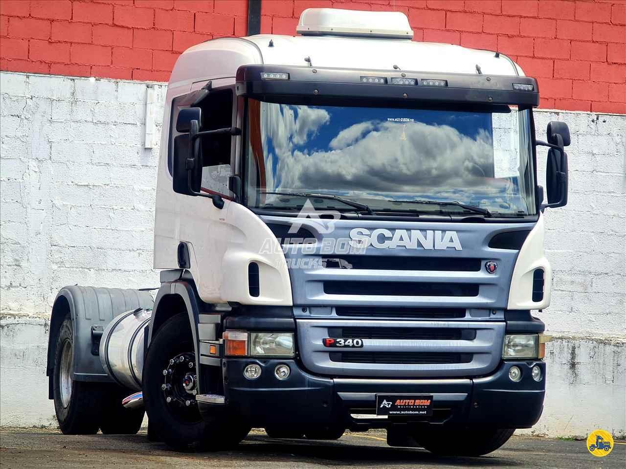 CAMINHAO SCANIA SCANIA P340 Cavalo Mecânico Toco 4x2 Autobom Trucks CONTAGEM MINAS GERAIS MG