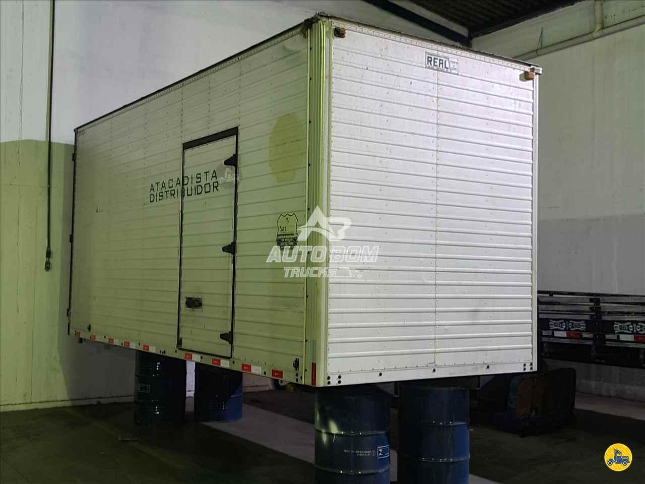 CARROCERIA SOBRE CHASSI  CAMINHAO 3/4 BAU FURGAO Autobom Trucks CONTAGEM MINAS GERAIS MG