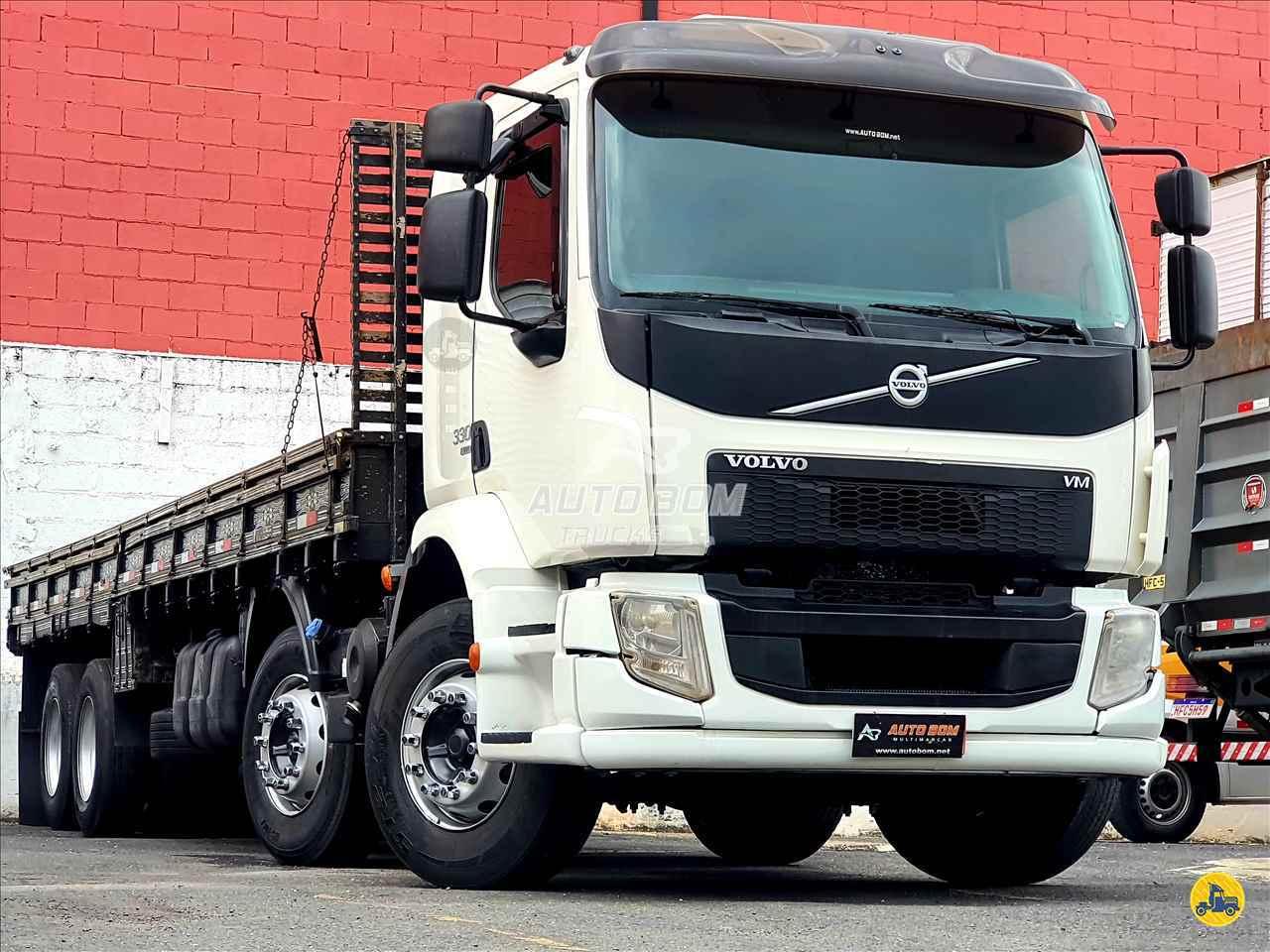 CAMINHAO VOLVO VOLVO VM 330 Carga Seca BiTruck 8x2 Autobom Trucks CONTAGEM MINAS GERAIS MG
