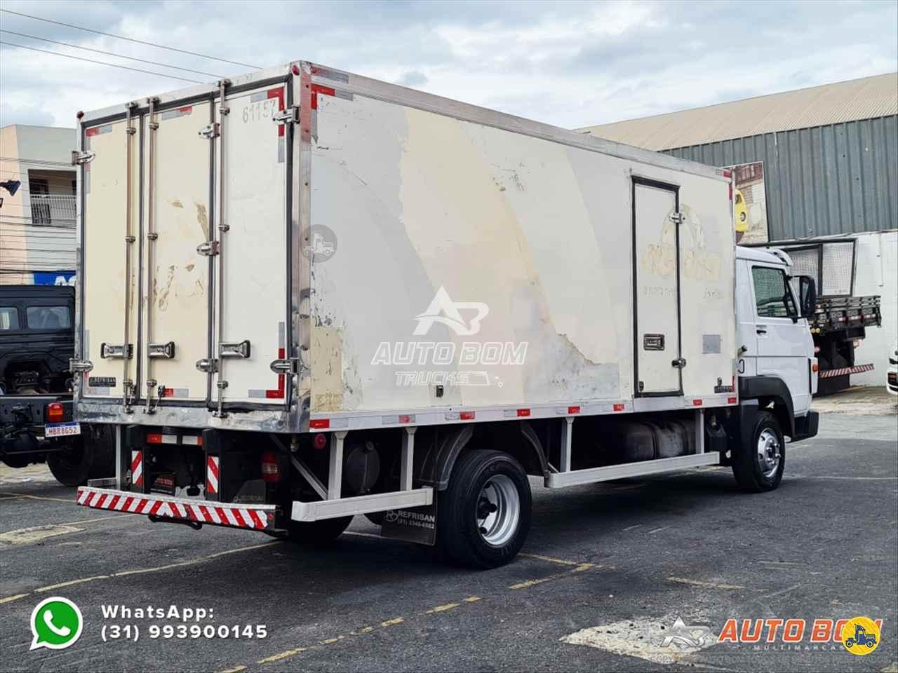 CARROCERIA SOBRE CHASSI  CAMINHAO 3/4 BAU FRIGORIFICO Autobom Trucks CONTAGEM MINAS GERAIS MG