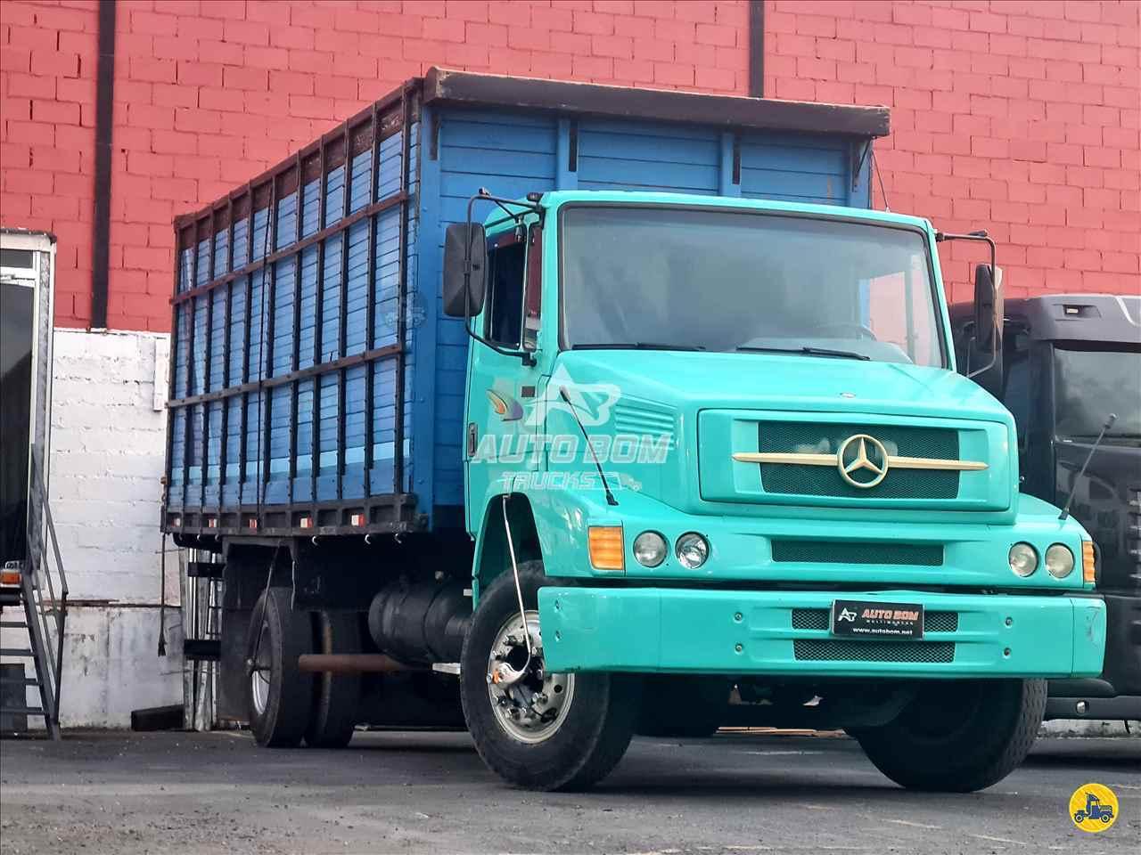CAMINHAO MERCEDES-BENZ MB 1218 Boiadeiro Toco 4x2 Autobom Trucks CONTAGEM MINAS GERAIS MG