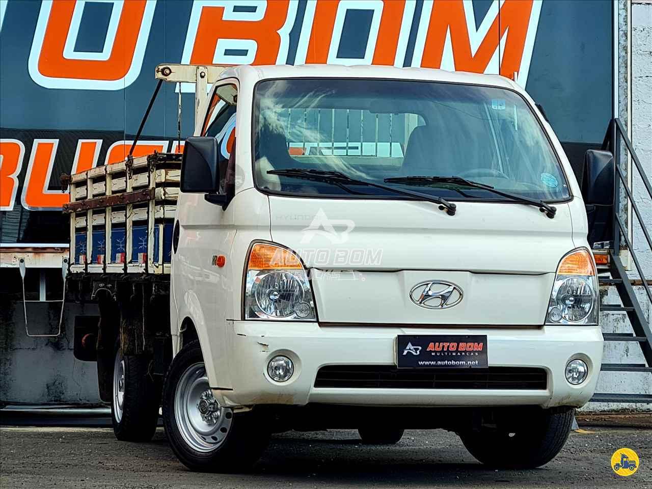 CAMINHAO HYUNDAI HR Carga Seca 3/4 4x2 Autobom Trucks CONTAGEM MINAS GERAIS MG