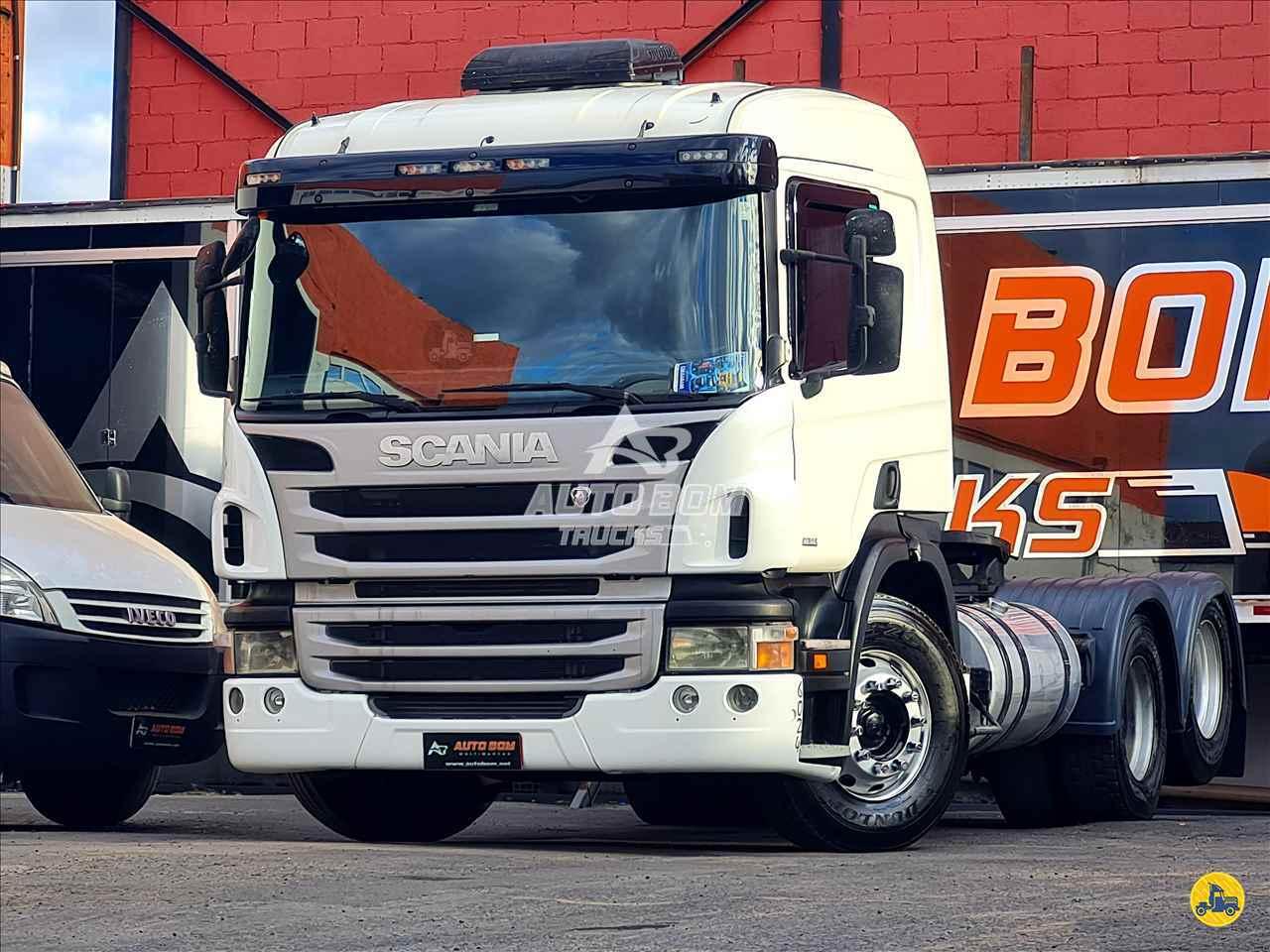 SCANIA P360 de Autobom Trucks - CONTAGEM/MG