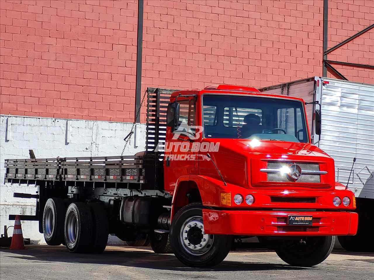 MB 1620 de Autobom Trucks - CONTAGEM/MG