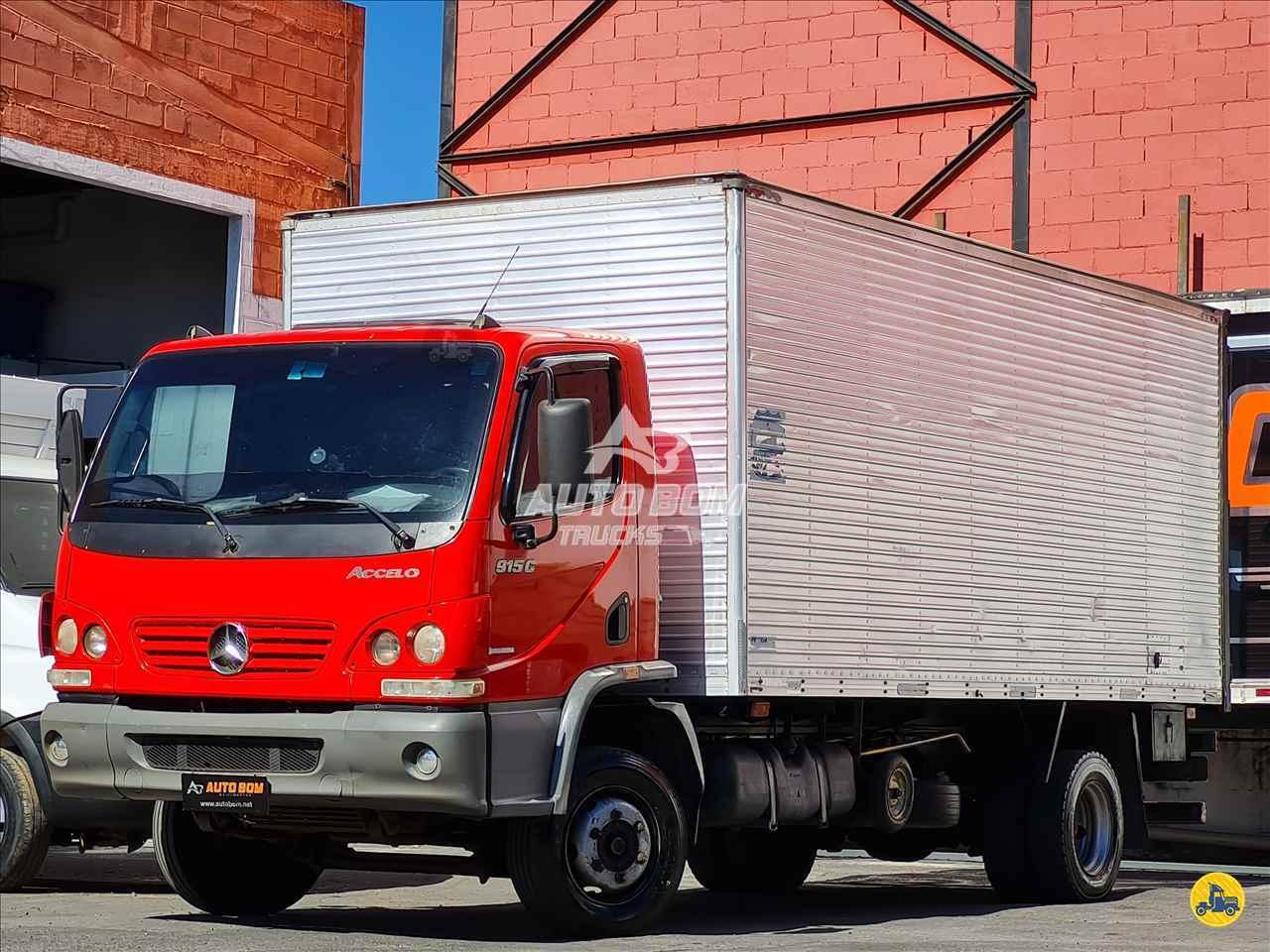 MB 915 de Autobom Trucks - CONTAGEM/MG
