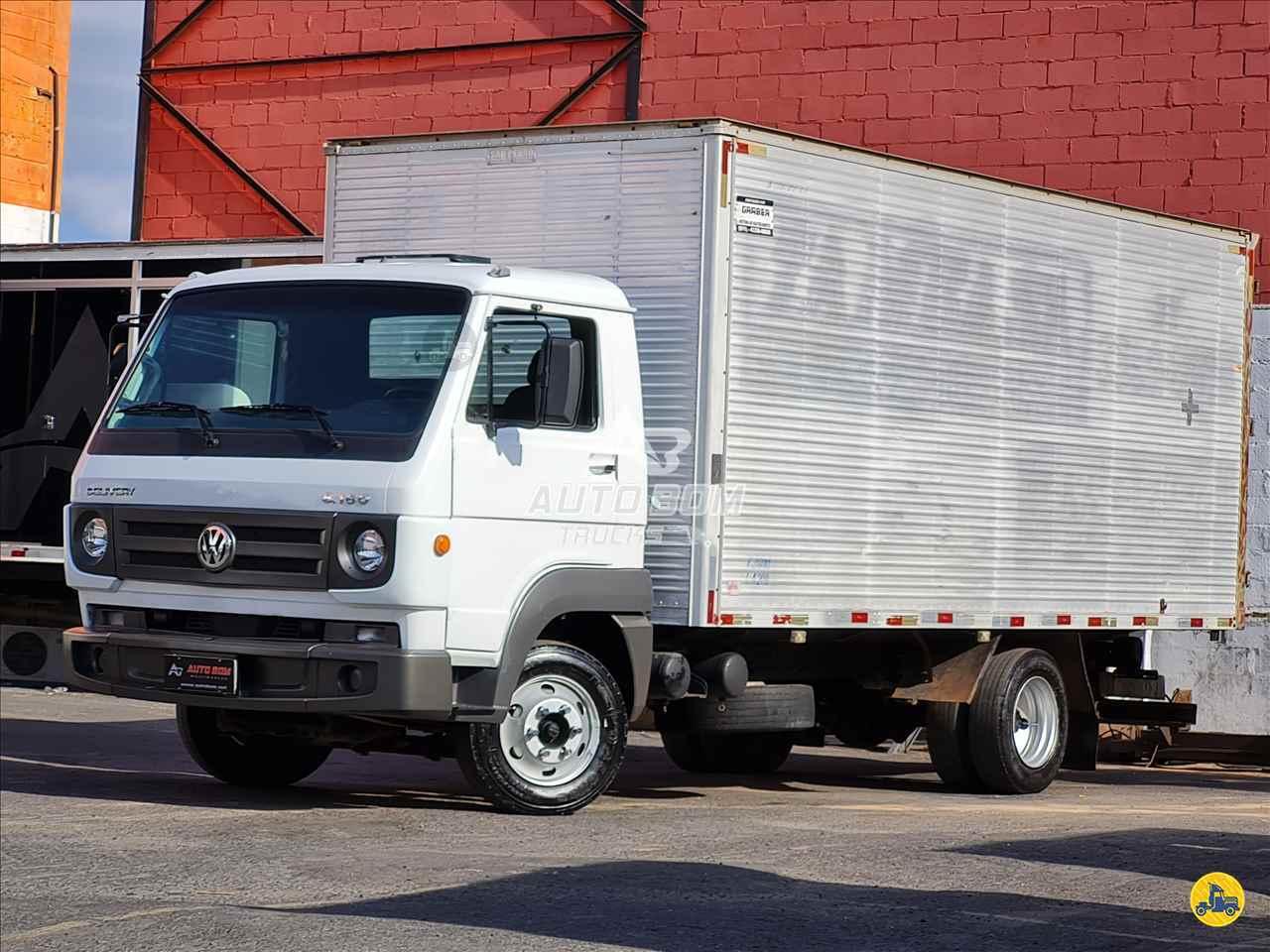 VW 8160 de Autobom Trucks - CONTAGEM/MG