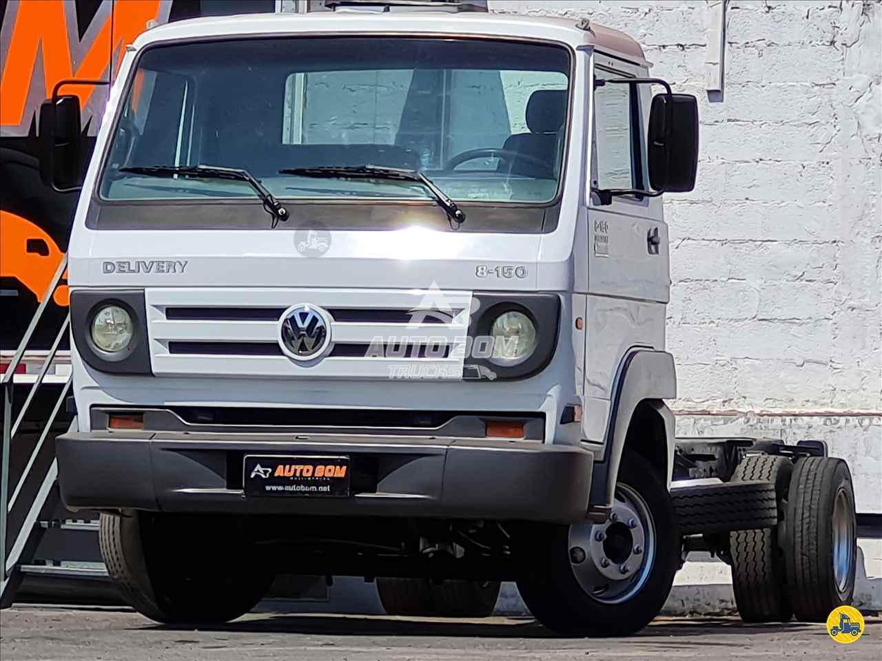 VW 8150 de Autobom Trucks - CONTAGEM/MG