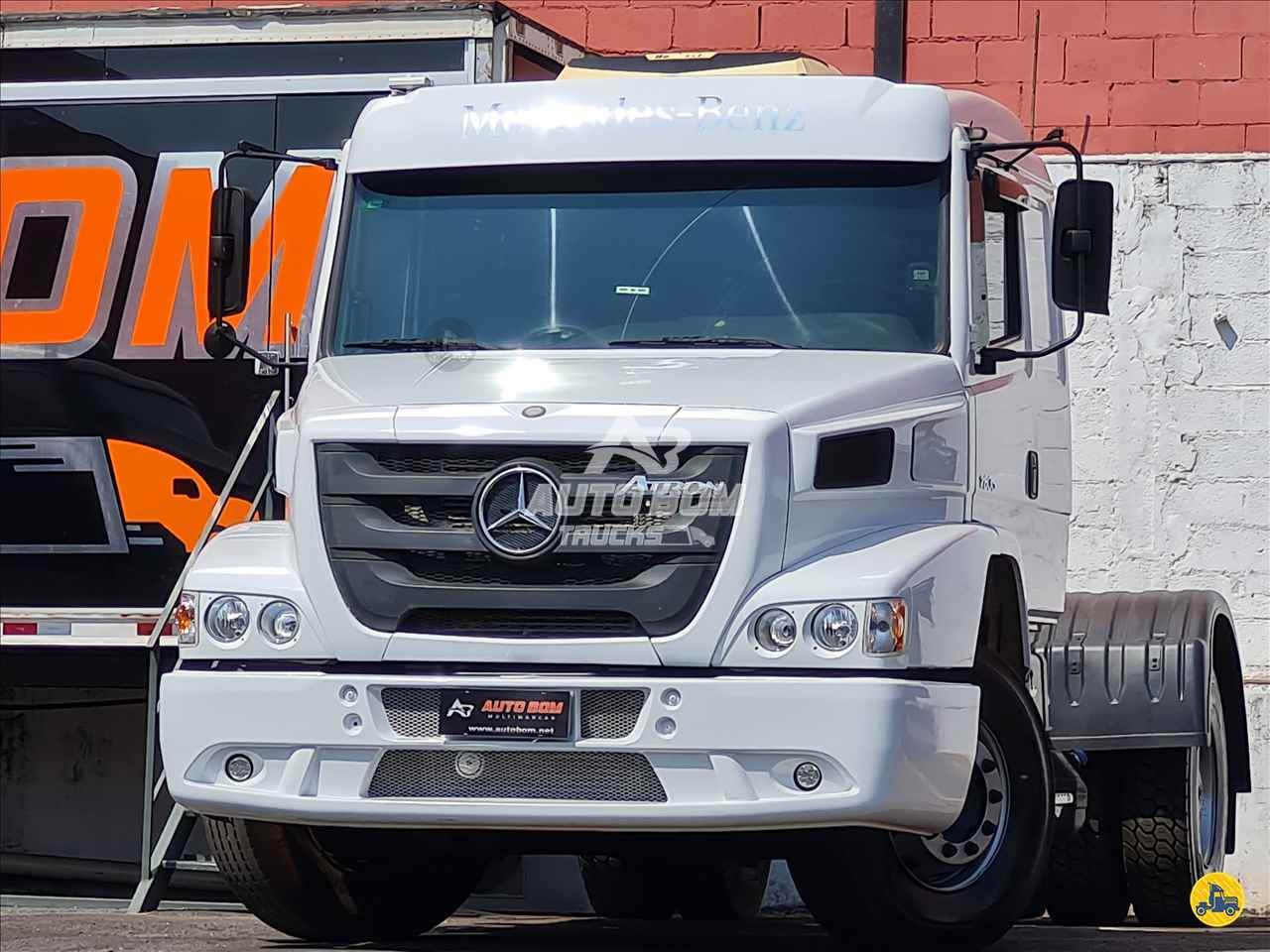 MB 1635 de Autobom Trucks - CONTAGEM/MG