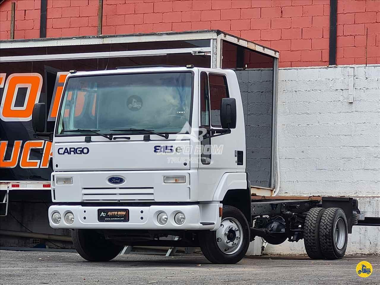 CARGO 815 de Autobom Trucks - CONTAGEM/MG