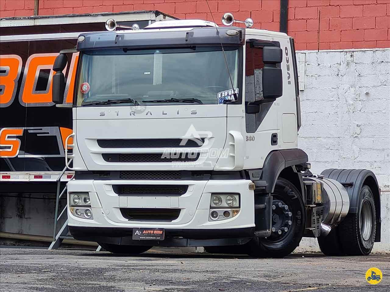 STRALIS 380 de Autobom Trucks - CONTAGEM/MG