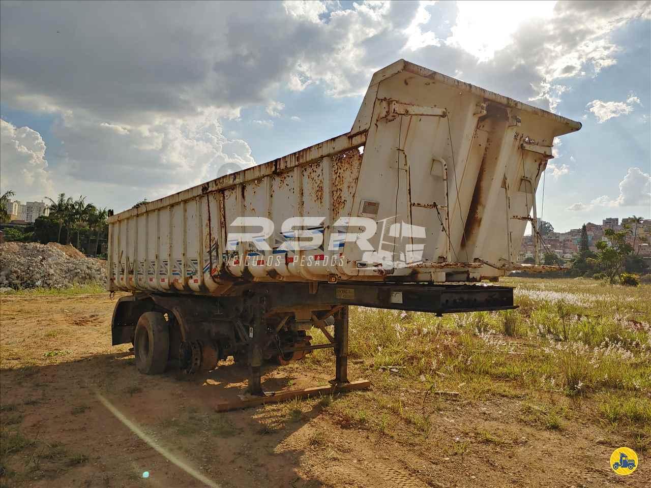 CARRETA SEMI-REBOQUE BASCULANTE RSR Veículos Pesados SAO PAULO SÃO PAULO SP
