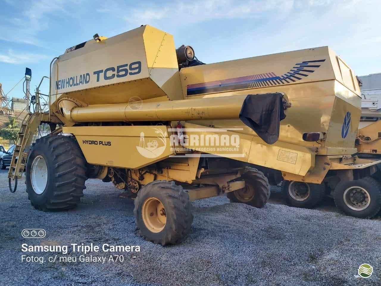 TC 59 de Agrimaq Máquinas e Implementos Agrícolas - LUCAS DO RIO VERDE/MT