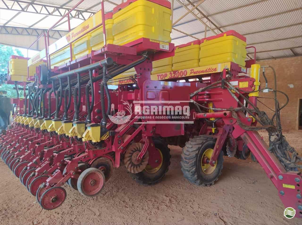 PLANTADEIRA VENCE TUDO MACANUDA TOP 32000 Agrimaq Máquinas e Implementos Agrícolas LUCAS DO RIO VERDE MATO GROSSO MT
