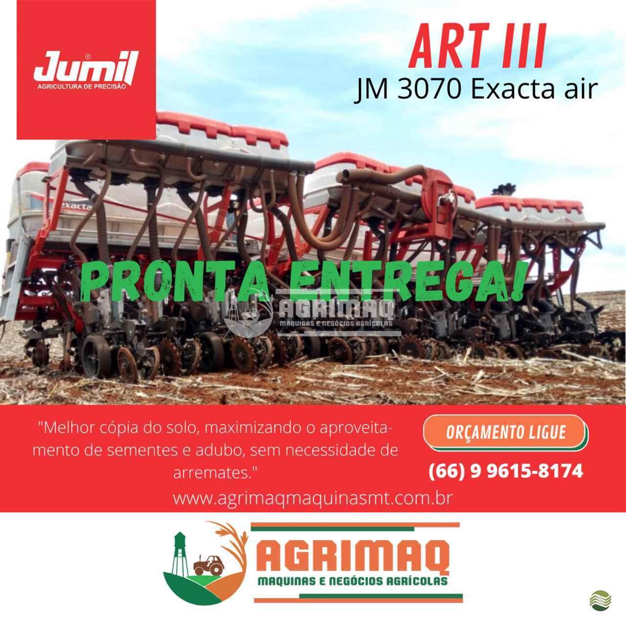 PLANTADEIRA JUMIL JM 3070 Agrimaq Máquinas e Implementos Agrícolas LUCAS DO RIO VERDE MATO GROSSO MT