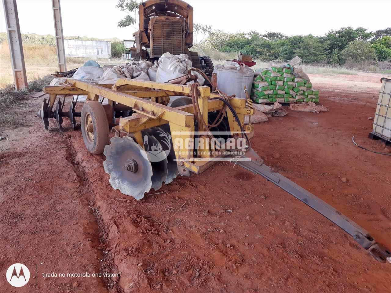 IMPLEMENTOS AGRICOLAS GRADE INTERMEDIÁRIA INTERMEDIÁRIA 20 DISCOS Agrimaq Máquinas e Implementos Agrícolas LUCAS DO RIO VERDE MATO GROSSO MT