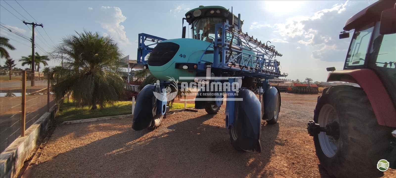PULVERIZADOR MONTANA PARRUDA 2627 Tração 4x2 Agrimaq Máquinas e Implementos Agrícolas LUCAS DO RIO VERDE MATO GROSSO MT