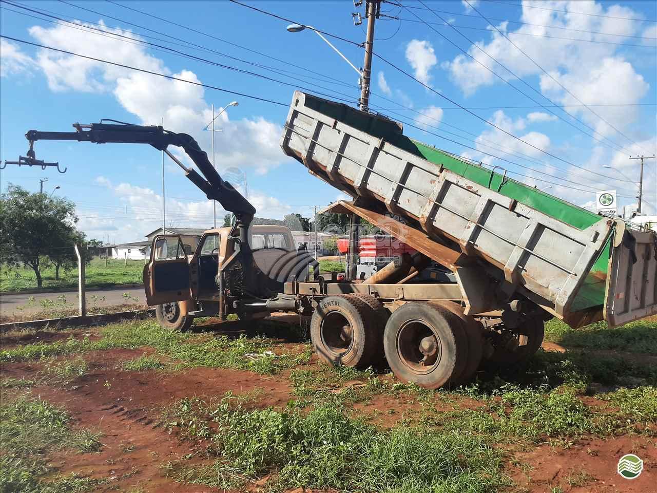 CAMINHAO FORD F11000 Caçamba Basculante Truck 6x2 Terra Agrícola DIAMANTINO MATO GROSSO MT