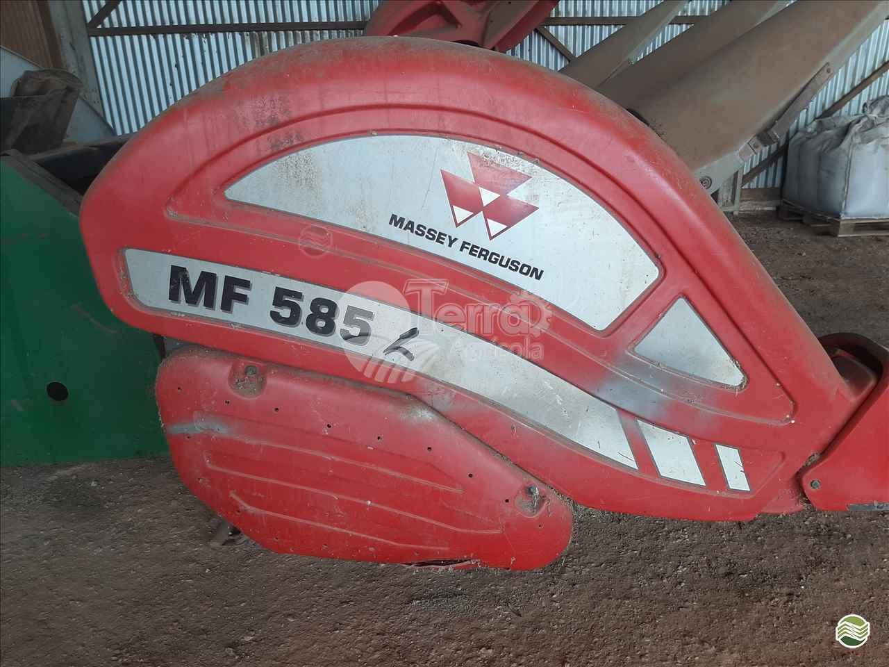 MF 580 de Terra Agrícola - DIAMANTINO/MT