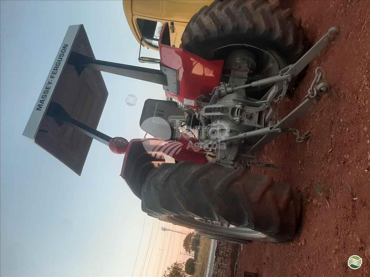 TRATOR MASSEY FERGUSON MF 265 Tração 4x2 Terra Agrícola DIAMANTINO MATO GROSSO MT