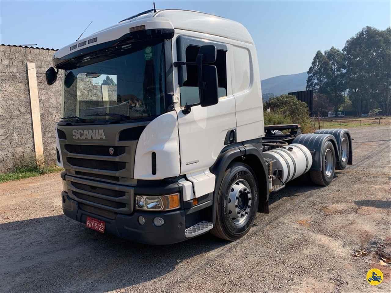 CAMINHAO SCANIA SCANIA P360 Cavalo Mecânico Truck 6x2 OuroTrans PASSOS MINAS GERAIS MG