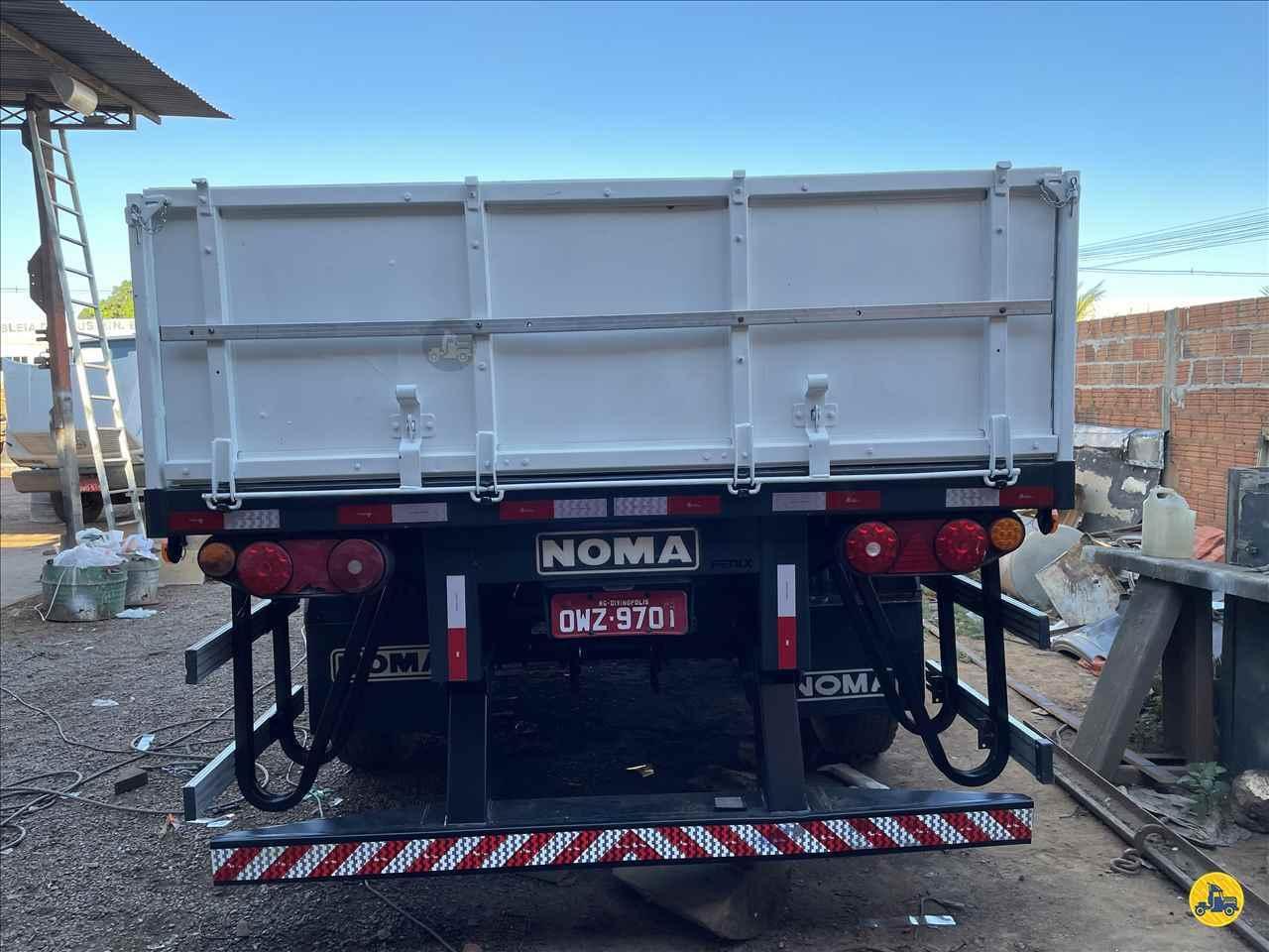CARRETA SEMI-REBOQUE CARGA SECA Trujillo Transportes TRES LAGOAS MATO GROSSO DO SUL MS