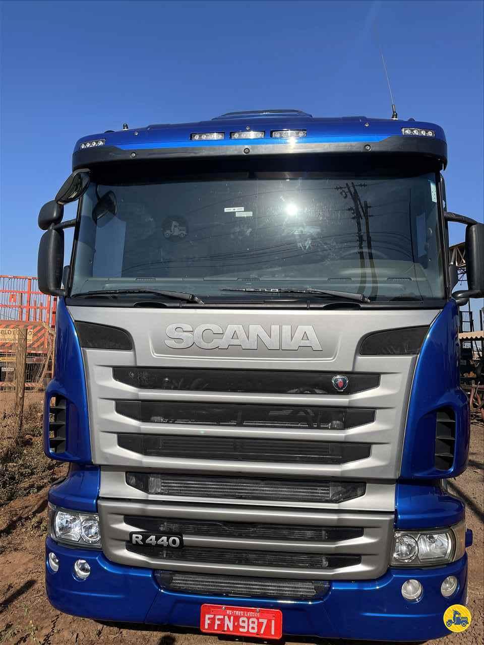 CAMINHAO SCANIA SCANIA 440 Trujillo Transportes TRES LAGOAS MATO GROSSO DO SUL MS