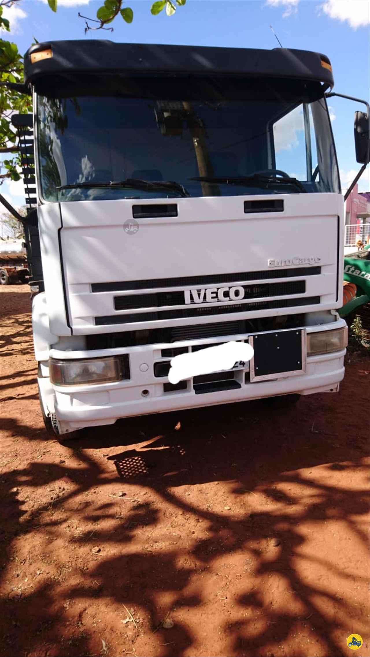 CAMINHAO IVECO TECTOR 170E22 Carga Seca Toco 4x2 Porssionatto Caminhões RIO VERDE GOIAS GO