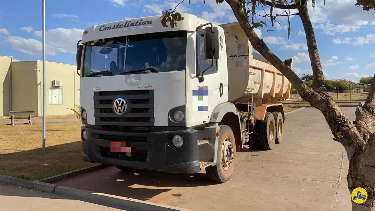 VW 24250 de Porssionatto Caminhões - RIO VERDE/GO