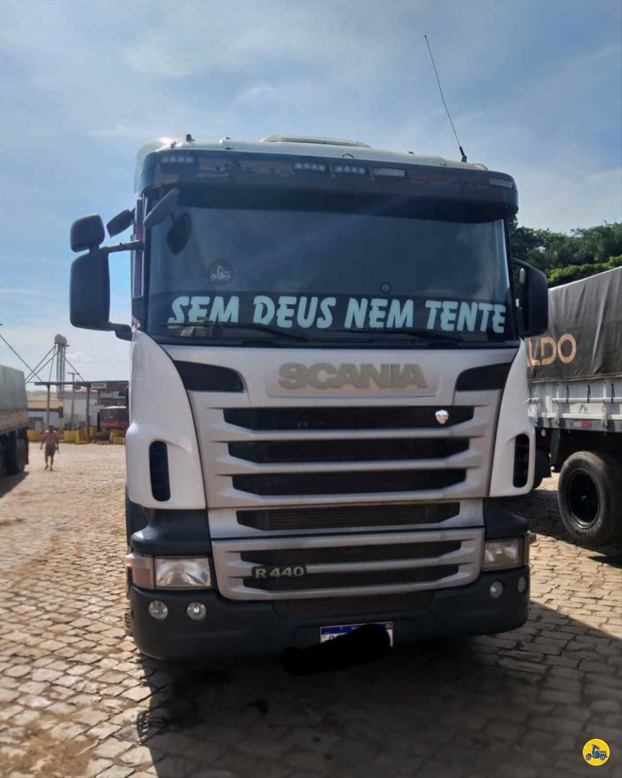 CAMINHAO SCANIA SCANIA 440 Cavalo Mecânico Truck 6x2 Porssionatto Caminhões RIO VERDE GOIAS GO
