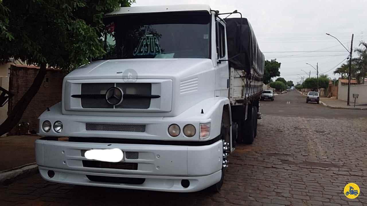CAMINHAO MERCEDES-BENZ MB 1620 Graneleiro Truck 6x2 Porssionatto Caminhões RIO VERDE GOIAS GO
