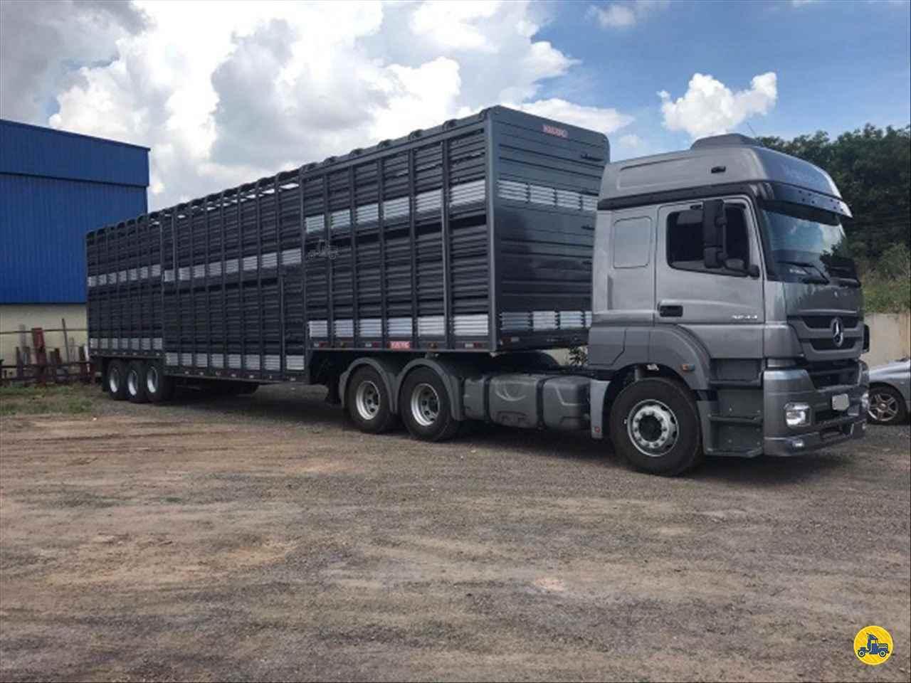 CAMINHAO MERCEDES-BENZ MB 2544 Bombeiro Truck 6x2 VSG Caminhões SAO PAULO SÃO PAULO SP