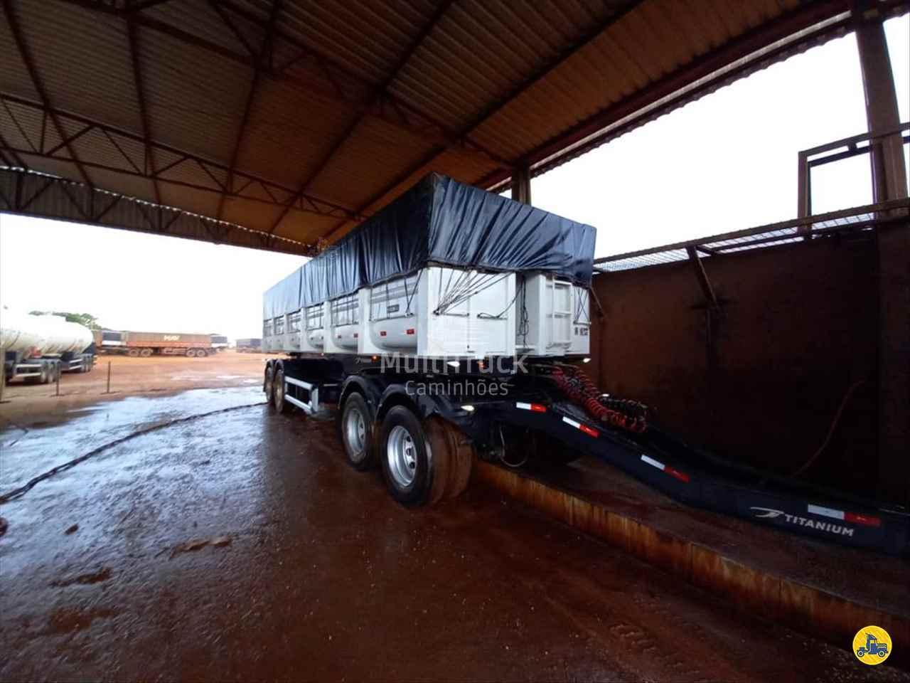 CARRETA RODOTREM BASCULANTE MultiTruck Caminhões e Implementos PRESIDENTE PRUDENTE SÃO PAULO SP