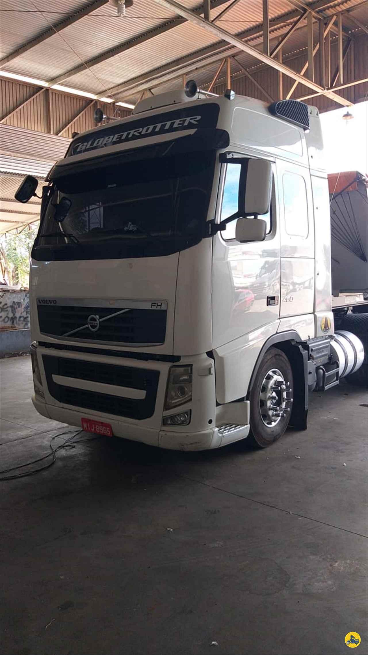CAMINHAO VOLVO VOLVO FH 480 Cavalo Mecânico Traçado 6x4 Carraro Transportes SOROCABA SÃO PAULO SP