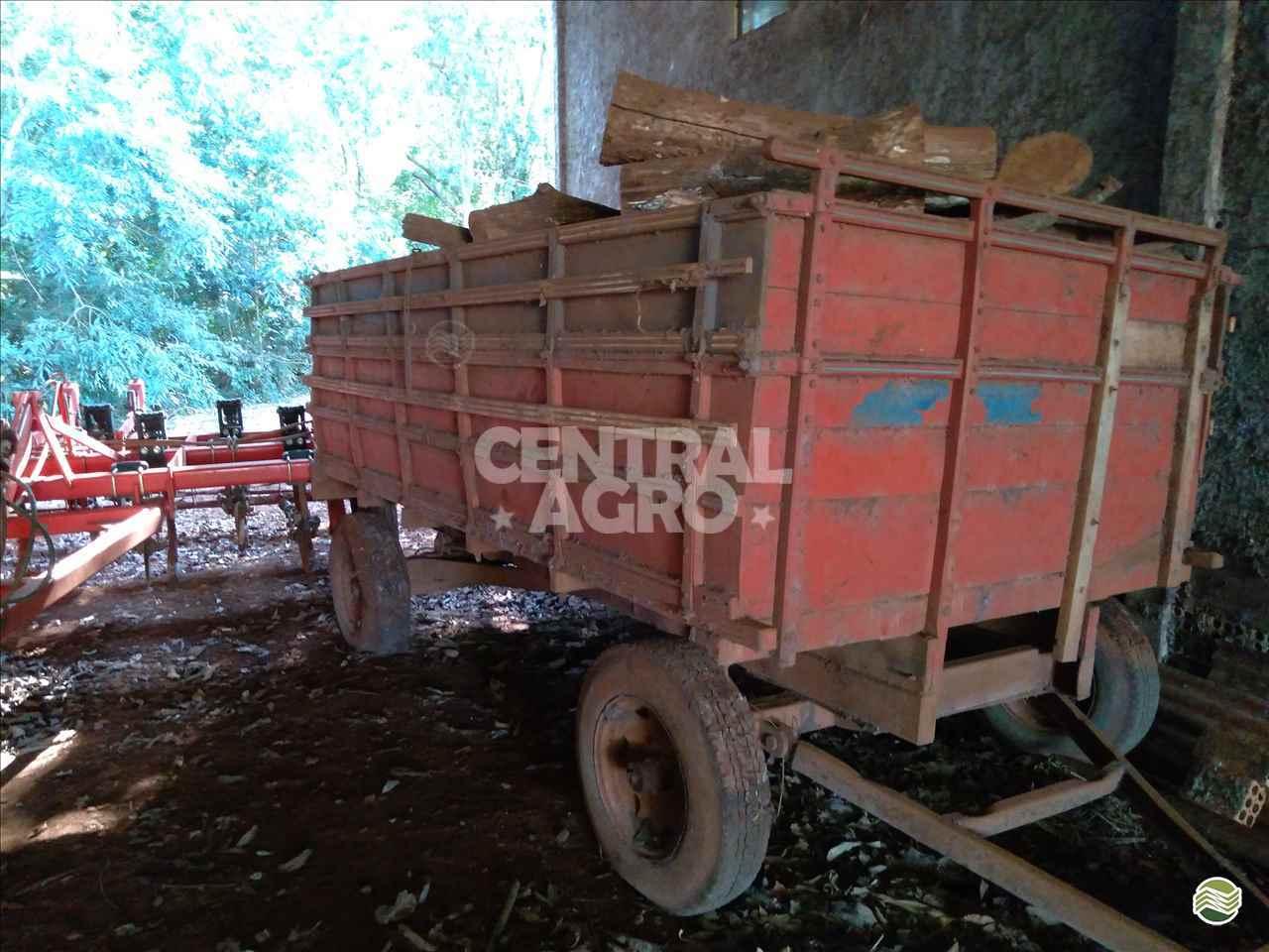 IMPLEMENTOS AGRICOLAS CARRETA AGRÍCOLA CARRETA CARROCERIA Central Agro CASCAVEL PARANÁ PR