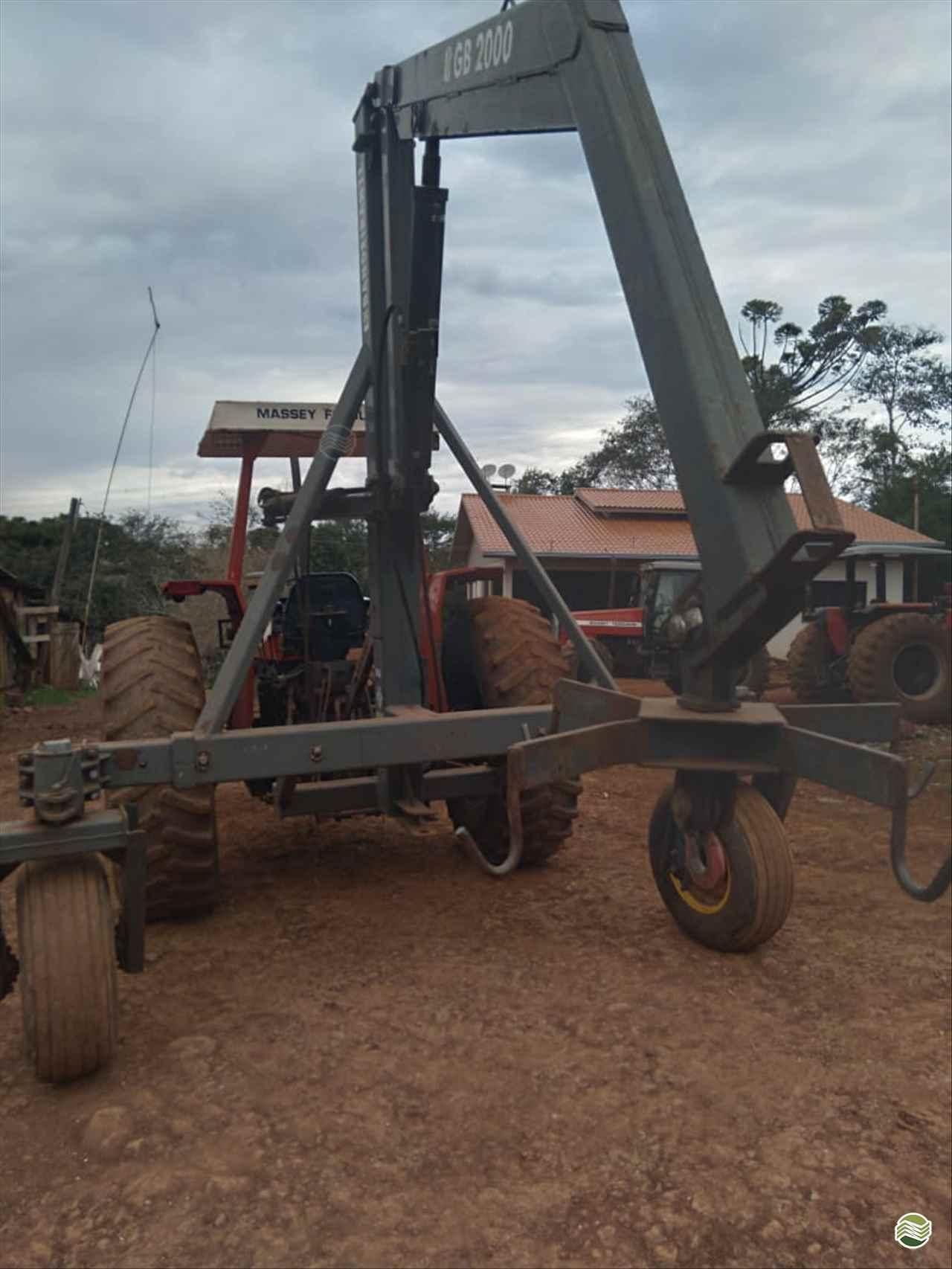 IMPLEMENTOS AGRICOLAS GUINCHO BIG BAG GUINCHO 2000 Kg Central Agro CASCAVEL PARANÁ PR